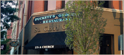 Puckett's 5th and Church Nashville TN