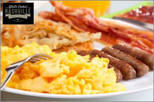 Breakfast Downtown Nashville What's Cookin' Nashville