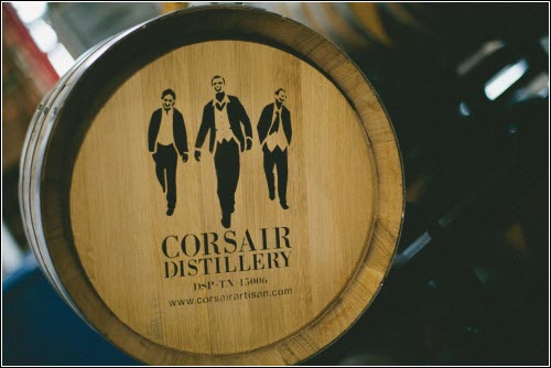 Corsair Distillery Nashville What's Cookin' Nashville