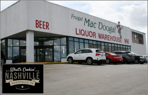 Frugal Mac Doogal Liquor Nashville What's Cookin' Nashville