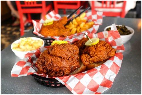 Hot Chicken Nashville TN What's Cookin' Nashville