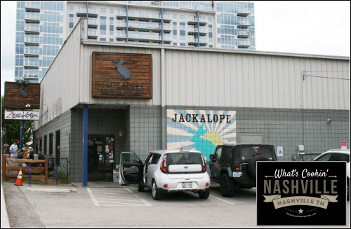 Jackalope Brewery Nashville What's Cookin' Nashville
