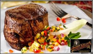 Jimmy Kelly's Steakhouse Nashville Steak