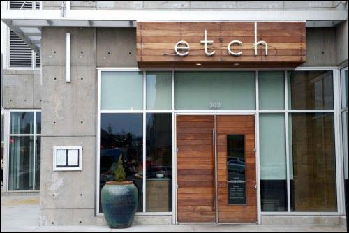 Etch Restaurant Downtown Nashville TN Exterior