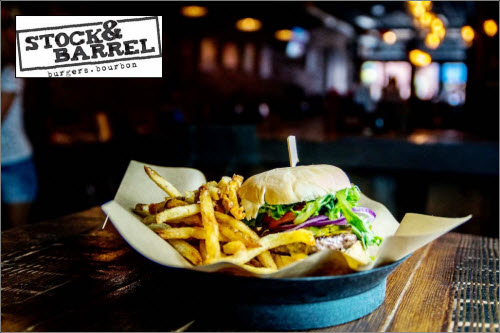 Stock & Barrel - The Gulch - Nashville Burger