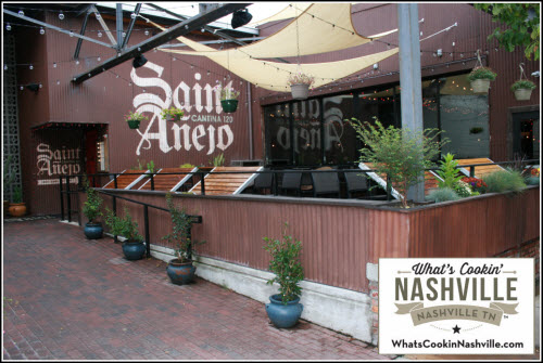 Saint Anejo The Gulch Nashville TN