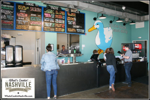 White Duck Taco Shop Nashville TN - Yee Haw Brewery
