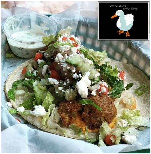 White Duck Taco Shop Nashville TN Yee-Haw Brewery